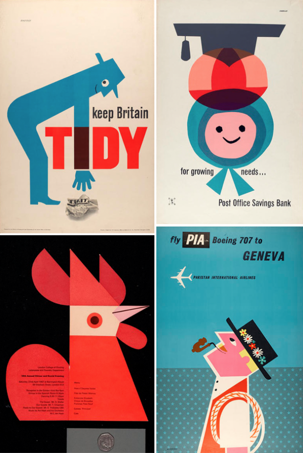 TOM ECKERSELY 1