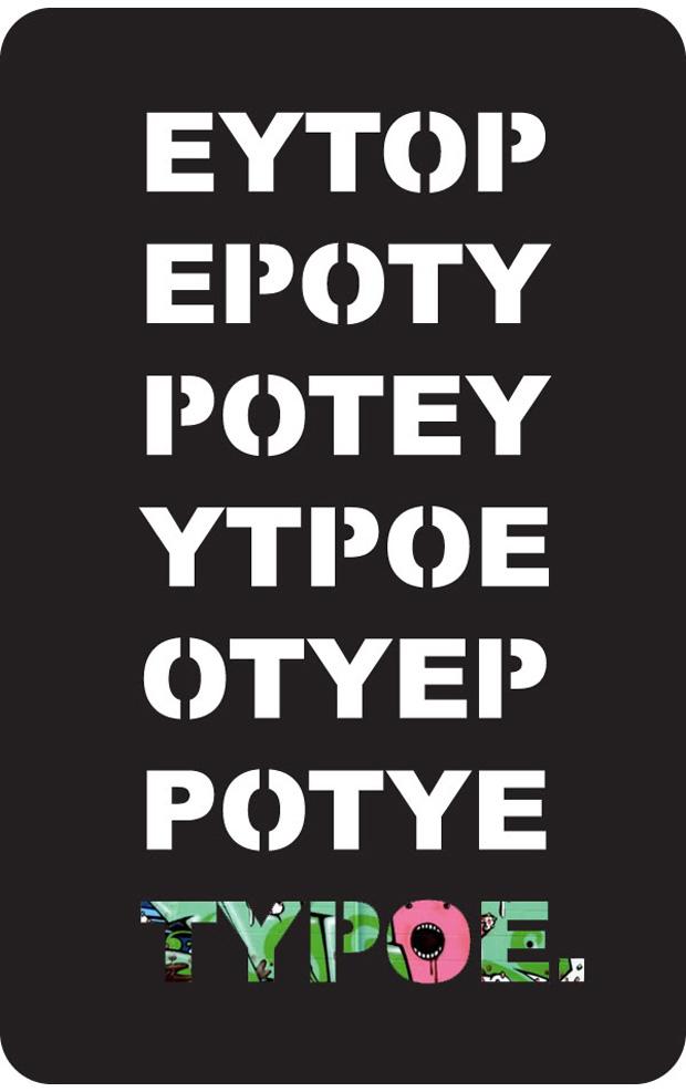 typoe 1