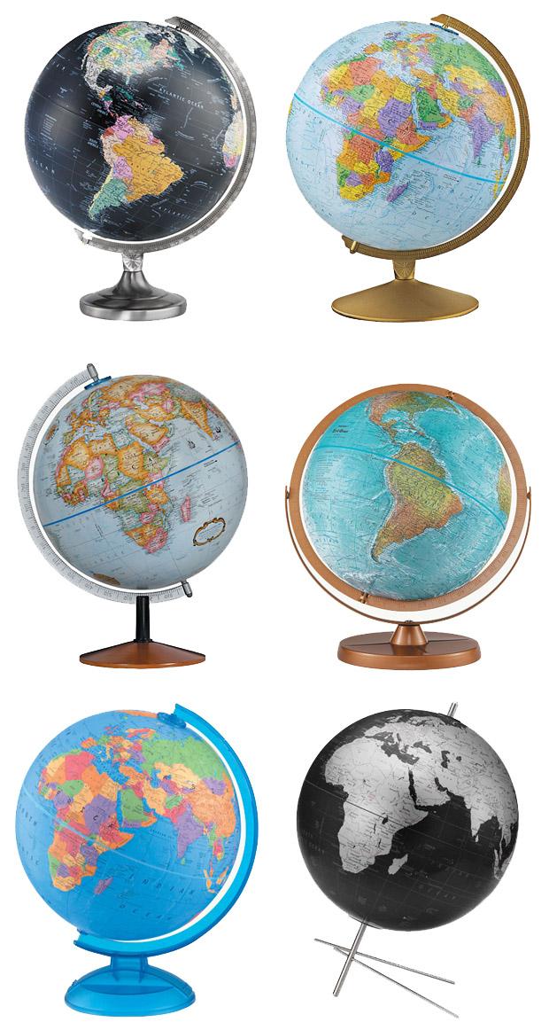 Replogle Globes 1