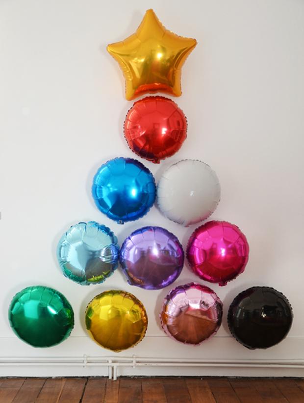 Mylar Balloon Tree 1