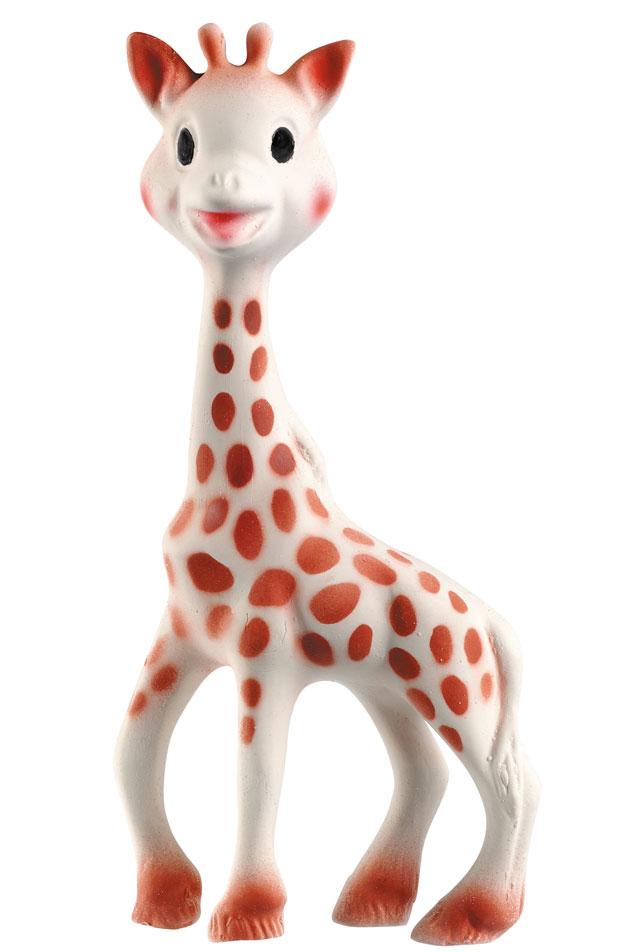Sophie the Giraffe 1