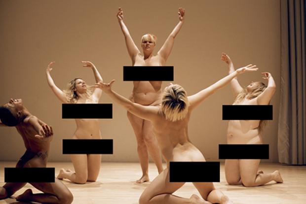 Untitled Feminist Show 1