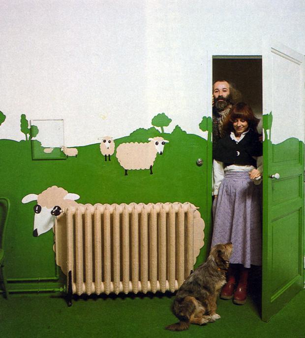 Sheep Radiator 1