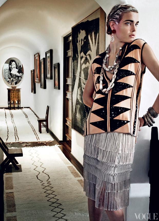 Vogue + Mario Testino 1