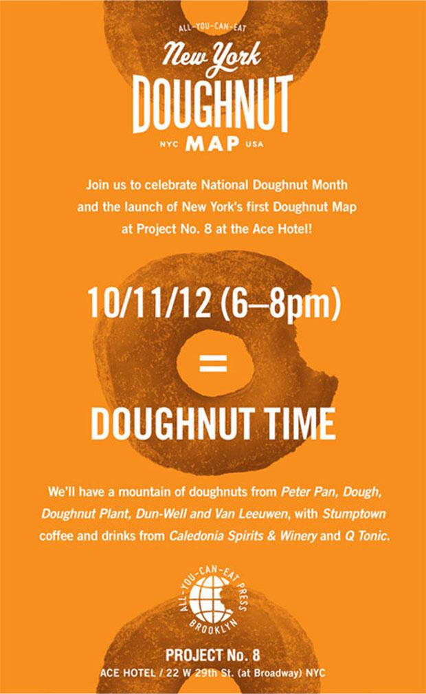 Doughnut Map 1