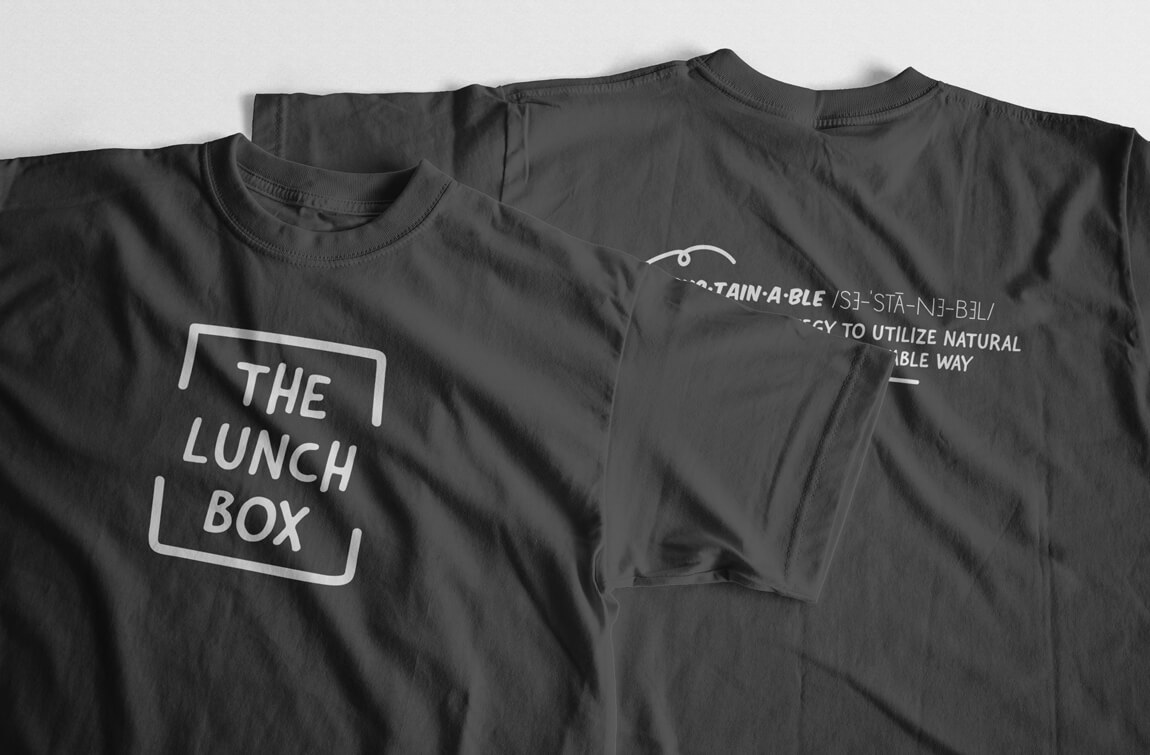 Raneytown The Lunchbox Shirts